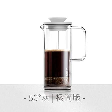 Método de café Método de café Presión Filtro de olla ...