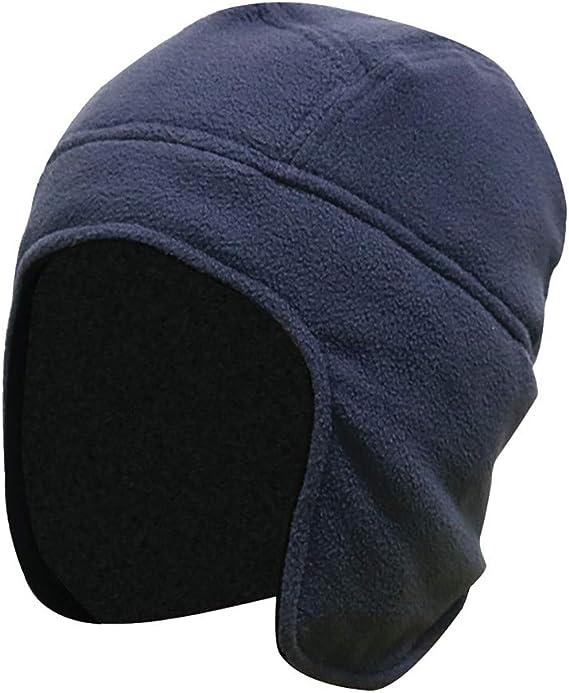 NUSGEAR Sombrero de Invierno Gorro para Hombre Proteger Cuello de ...