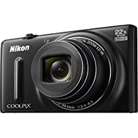 Nikon COOLPIX S9600 16MP WiFi Camera w/ 22x Opt Zoom 1080p Video (Certified Refurbished) Benefits Review Image