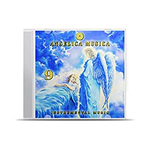 Angelica Musica - CD Vol. 9 (Angels 24 to 19, Instrumental Music version), The Traditional Study of Angels