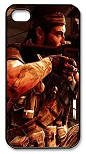icasepersonalized Personalized Protective Case for iphone 4/4s - Call Of Duty