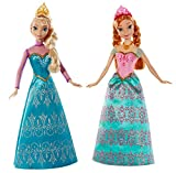 Disney Frozen Royal Sisters Doll (2-Pack)