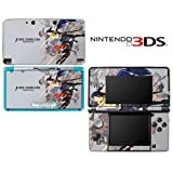 Fire Emblem Awakening Radiant Dawn Decorative Video Game Decal Cover Skin Protector for Nintendo 3Ds (not 3DS XL)