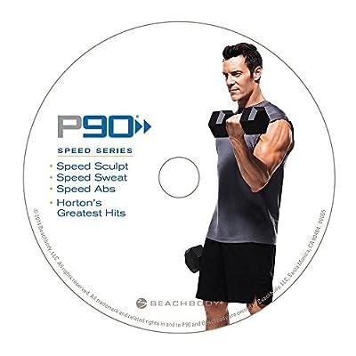 Tony Horton's Speed Series DVD Workouts