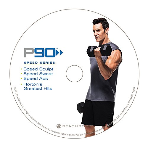 Tony Horton's Speed Series DVD Workouts