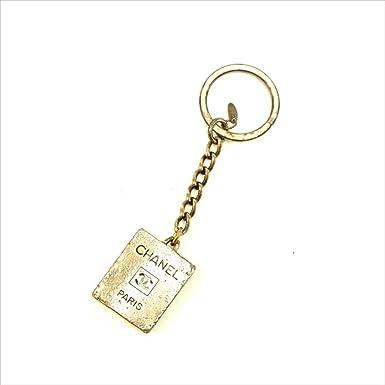 3166220098fb (シャネル) Chanel キーホルダー キーリング シルバー ココマーク レディース 中古 Y5152