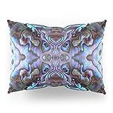 Society6 Abalone Pillow Sham Standard (20'' x 26'') Set of 2