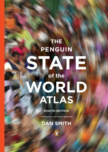 Download The Penguin State Of The World Atlas Eighth Edition Book
