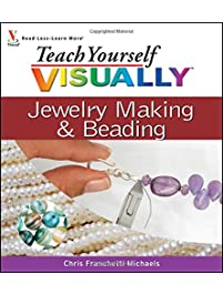 Amazon jewelry jewelry beadwork books teach yourself visually jewelry making and beading fandeluxe Images