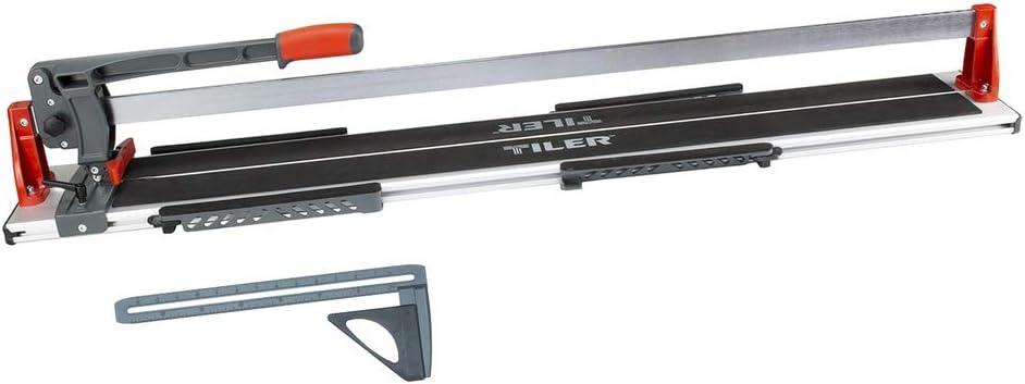 WOLFPACK LINEA PROFESIONAL 2320665 Corta Wolfpack Profesional Base Aluminio 1200 mm. Azulejos Grandes, Gris