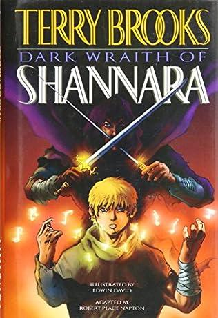 book cover of Dark Wraith of Shannara