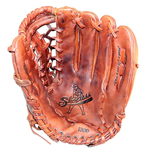 - Diamond Ready Baseball Gloves Shoeless Joe Players Series 13'' Modified Trap Glove (Right Hand Throw)