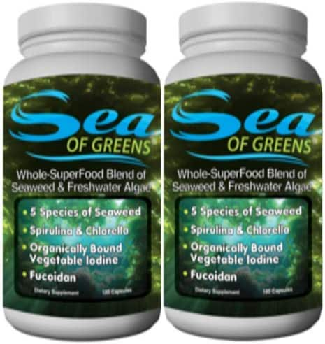 Sea of Greens® 2 pack