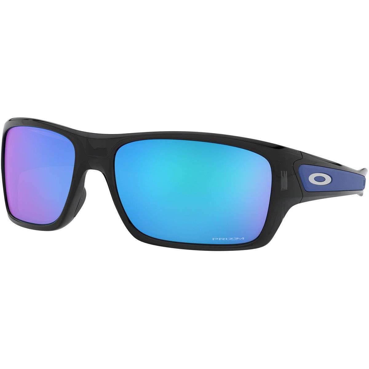 050d1d923d48 Amazon.com  Oakley Men s Turbine Rectangular Sunglasses