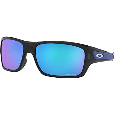 1149bf8c299e7 Amazon.com  Oakley Men s Turbine Rectangular Sunglasses