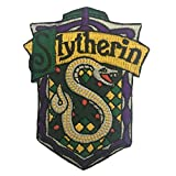 Harry Potter Slytherin Applique Embroidered Sew Iron On Patch