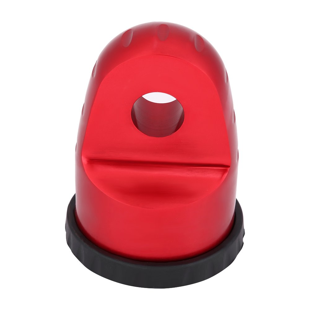 Red Winches up to 6,000 lbs Loaded Winch Shackle Mount