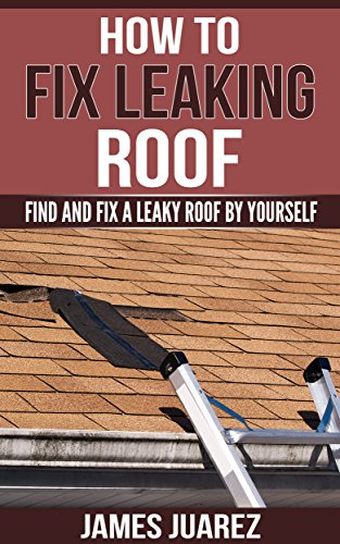 (How To Fix Leaking Roof: Find And Fix a Leaky Roof By Yourself)