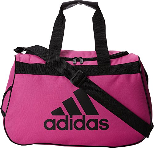 e2cd546614c adidas Diablo Duffel Bag, INTENSE PINK/BLACK, One Size