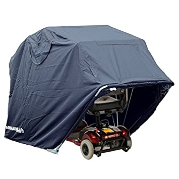 Armadillo Waterproof Outdoor Mobility Scooter Cover Shelter Wheelchair Storage (Small)  sc 1 st  Amazon UK & Armadillo Waterproof Outdoor Mobility Scooter Cover Shelter ...