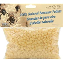 Yaley Beeswax Pellets, 4-Ounce, Off-White