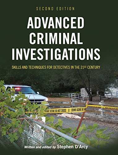 Advanced Criminal Investigations