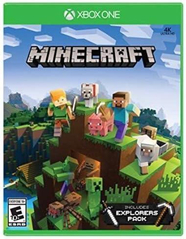 Minecraft Explorers Pack Platinum [Usa]: Amazon.es: Videojuegos