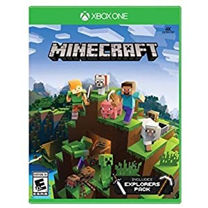 Microsoft Minecraft Explorers Pack for Xbox One