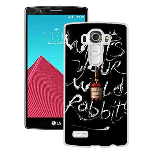LG G4 Case,Hennessy Bottle LG G4 Screen Shell Case,Luxury Cover (Hennessy Bottle Cover)
