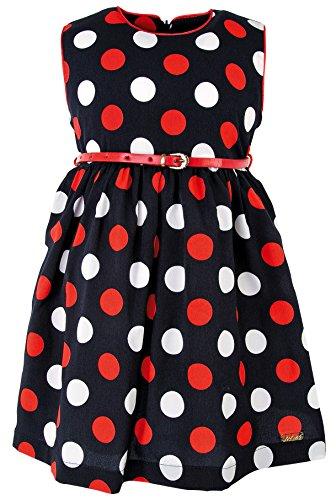 Buy belted polka dot dress - 3