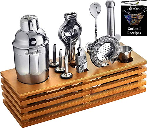 Mixology Bartender Kit with