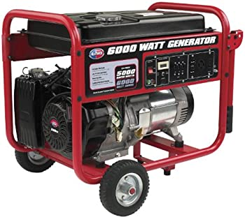 All Power APGG6000 6000W Portable Generator