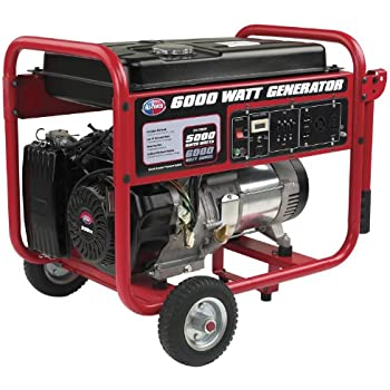 amazon com : all power america apg3560cn, 6000w watt generator with on  1992 honda repair guides | wiring