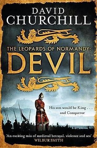 book cover of Devil