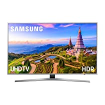 "Samsung UE49MU6405UXXC - TV de 49"" HDR Smart TV plano, Plateado, Eficiencia energética A+ [versión España]"