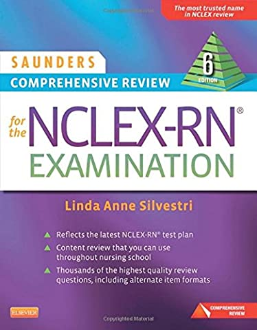 Saunders Comprehensive Review for the NCLEX-RN Examination (Nclex Pn 5th)