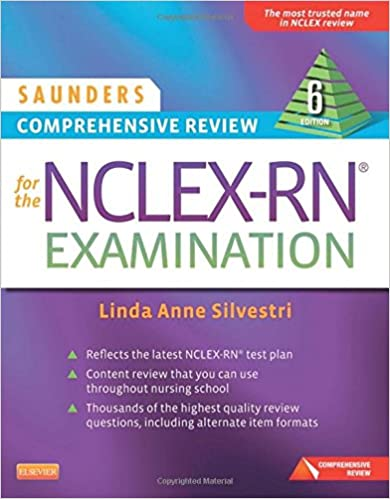 Saunders comprehensive review for the nclex rn examination saunders saunders comprehensive review for the nclex rn examination saunders comprehensive review for nclex rn 6th edition fandeluxe Images