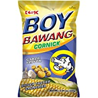 KSK Garlic Boy Bawang Corn - 100 gm