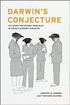 Book Darwin's Conjecture: The Search for General Principles of Social and Economic Evolution by Hodgson Geoffrey M. Knudsen Thorbj??rn (2013-01-09)