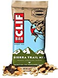 CLIF ENERGY BAR 36 Count, rgVTblN Sierra Trail Mix