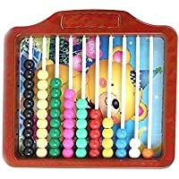 TanMan Learn to Count Slate With Counting Frame For Small Kids (multi color)