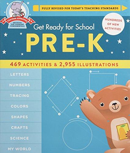 Get Ready for School: Pre-K