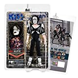 Figures Toy Company KISS 8 Inch Action Figures Alive Re-Issue Series: The Spaceman