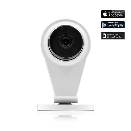Eray IP Cámara WiFi 720P Cámara de Videovigilancia Visión Nocturna P2P Detección de Movimiento Cámara de