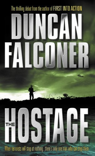 book cover of The Hostage