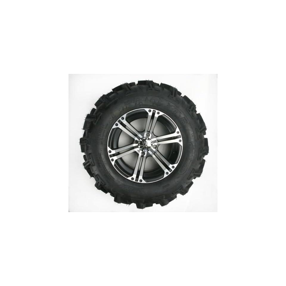 ITP Mud Lite XTR, SS212, Tire/Wheel Kit   27x11Rx14   Machined 43178L