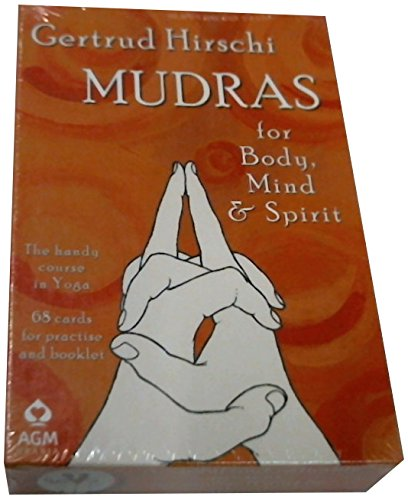 Mudras for Body, Mind and Spirit...