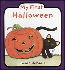 My First Halloween: Tomie dePaola: 9780448448589: Amazon.com: Books