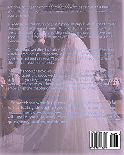 wedding invitation wording discover over 80 unique wording samples