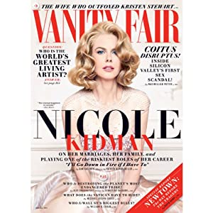 Vanity Fair: December 2013 Issue Audiobook